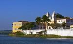 Penedo Alagoas ( Museu ao fundo )
